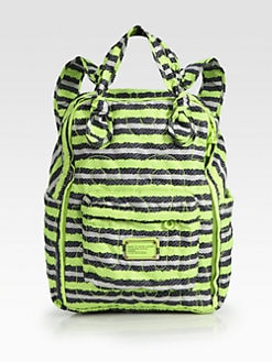 Marc by Marc Jacobs - Pretty Anemone Nylon Knapsack