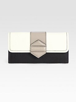 Marc by Marc Jacobs - Flipping Out Colorblock Continental Wallet