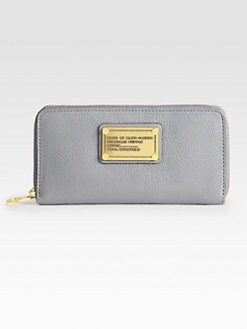 Marc by Marc Jacobs - Vertical Zip-Around Wallet