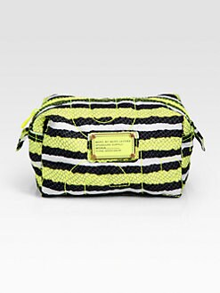 Marc by Marc Jacobs - Pretty Small Printed Nylon Cosmetics Case