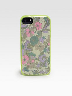 Marc by Marc Jacobs - Drew Blossom Hardcase For iPhone 5