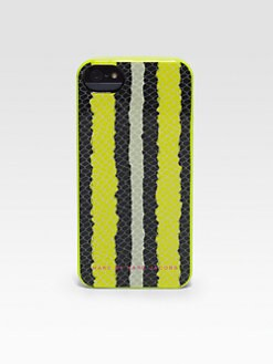 Marc by Marc Jacobs - Anemone Snake-Print Hardcase for iPhone 5