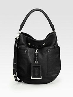 Marc by Marc Jacobs - Preppy Leather Hobo Bag
