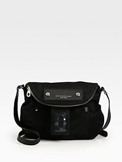 Marc by Marc Jacobs - Preppy Nylon & Leather Natasha Bag