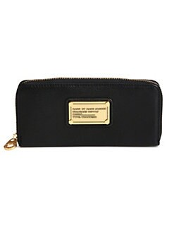 Marc by Marc Jacobs - Classic Q Slim Zip-Around Wallet