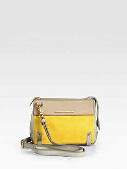 Marc by Marc Jacobs - Sheltered Island Colorblock Camera Bag
