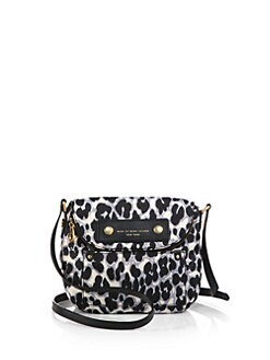 Marc by Marc Jacobs - Mini Natasha Printed Nylon Shoulder Bag