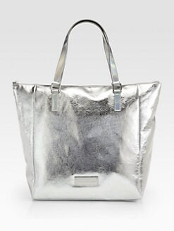 Marc by Marc Jacobs - Take Me Foil Tote