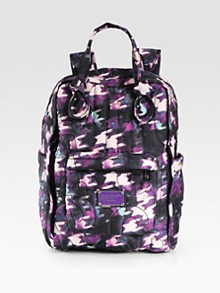 Marc by Marc Jacobs - Pretty Print Nylon Knapsack