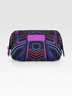 Marc by Marc Jacobs - Neon Lights Neoprene Pouch