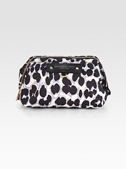 Marc by Marc Jacobs - Preppy Animal-Printed Nylon Pouch