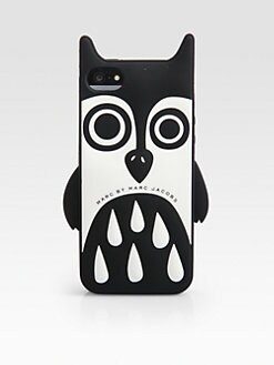 Marc by Marc Jacobs - Javier Owl Softcase For iPhone 5