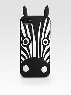 Marc by Marc Jacobs - Julio Zebra Softcase For iPhone 5