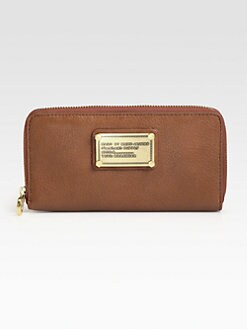 Marc by Marc Jacobs - Slim Zip-Around Wallet