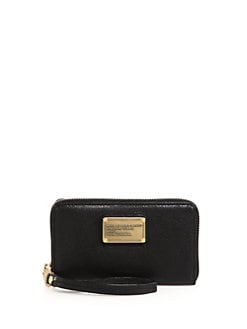 Marc by Marc Jacobs - Classic Q Wingman Zip-Around Wallet