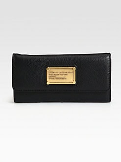 Marc by Marc Jacobs - Classic Q Slim Continental Wallet