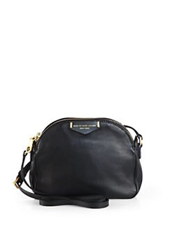 Marc by Marc Jacobs - Lola Smooth Leather Crossbody Bag