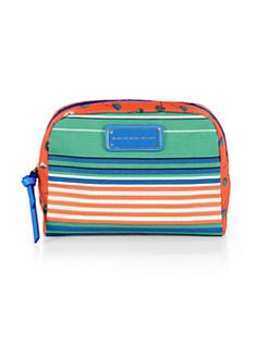Marc by Marc Jacobs - Striped Cosmetics Pouch