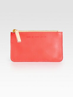 Marc by Marc Jacobs - Leather Key Pouch