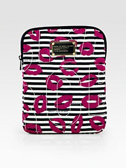 Marc by Marc Jacobs - Printed Nylon Tablet Case