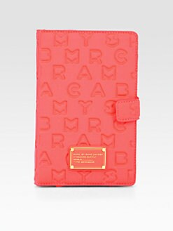 Marc by Marc Jacobs - Dreamy Logo Stamped eReader Cover