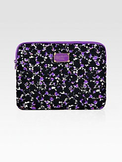 Marc by Marc Jacobs - Printed Nylon Laptop Case