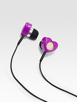Marc by Marc Jacobs - Heart Earbuds