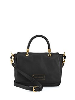 Marc by Marc Jacobs - Too Hot To Handle Flap Satchel