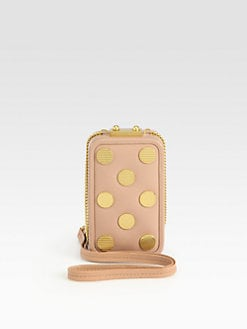Marc by Marc Jacobs - Dots Phone-Box Clutch