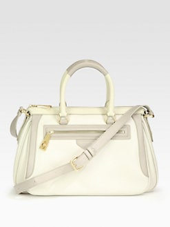 Marc by Marc Jacobs - Ziplocker Lo Colorblock Satchel