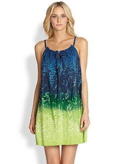 Oscar de la Renta - Jungle Chemise
