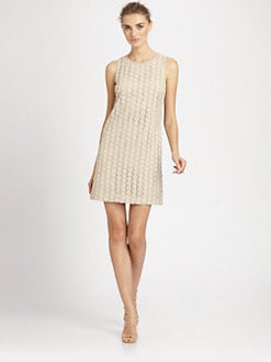 Badgley Mischka - Lace Dress
