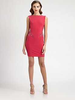 Mark + James by Badgley Mischka - Beaded Dress