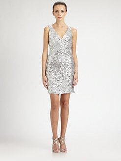 Mark + James by Badgley Mischka - Sequined Dress