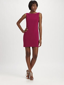 Mark + James by Badgley Mischka - Beaded Back Dress