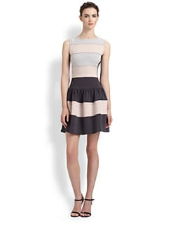 Mark + James by Badgley Mischka - Colorblock Dress
