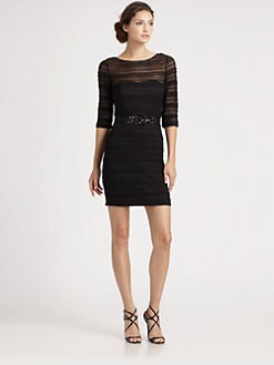 Mark + James by Badgley Mischka - Lace Dress