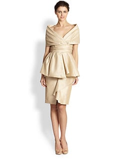 Mark + James by Badgley Mischka - Off-The-Shoulder Dress