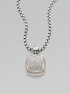 David Yurman - Pavé Diamond Enhancer