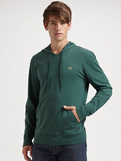Lacoste - Hooded Sweatshirt