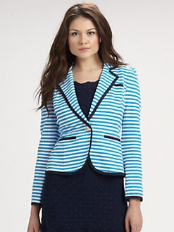 Lilly Pulitzer - Cotton Malibu Blazer