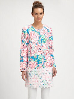 Lilly Pulitzer - Eddison Coat