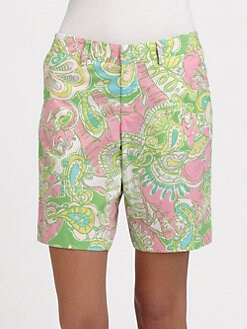 Lilly Pulitzer - Cotton Avenue Shorts