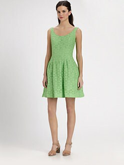 Lilly Pulitzer - Posey Lace Tank Dress