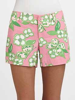 Lilly Pulitzer - Cotton Callahan Shorts