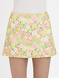 Lilly Pulitzer - Tate Eyelet Skirt