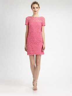 Lilly Pulitzer - Marie Kate Battenburg Lace Dress