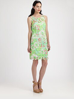 Lilly Pulitzer - Cotton Shiloh Dress