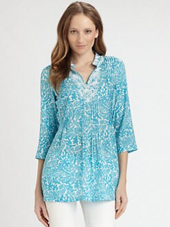 Lilly Pulitzer - Cotton Sarasota Tunic