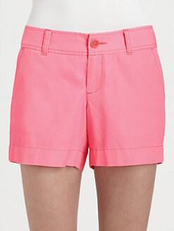Lilly Pulitzer - Topstitch Callahan Shorts